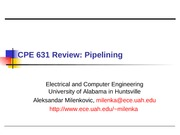 cpe631review