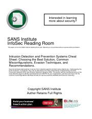 intrusion-detection-prevention-systems-cheat-sheet-choosing-solution-common-misconfi-36677