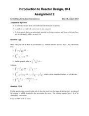 3K4-2013-Assignment-2-Solutions