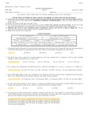 Fall 2013 Practice Exam 2 (Ch. 18-22) w/ solutions
