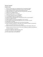 Sultan Ali Rashed Lootah - Interview Questions.docx