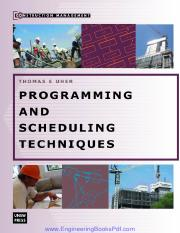 Programming And Scheduling Techniques by Thomas E. Uher.pdf