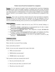 Environmental News Assignment Guidelines and Criteria.pdf