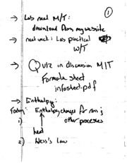 Notes 1-3