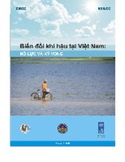 Addresing Climate Change in Vietnam -Efforts&Expectations VIETNAMESE