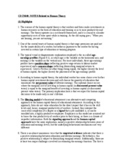 CECN640-NOTES_for_chapter_9-Human_Capital_Theory