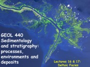 Deltaic Facies Lecture