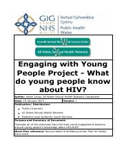 EngagingwithYoungPeopleProject-WhatdoyoungpeopleknowaboutHIV.pdf