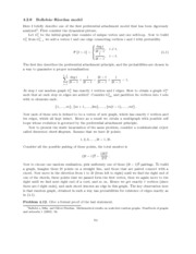Topics in Applied Mathematics l Lecture 10 Notes