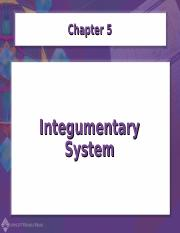 Chapter05-Integumentary