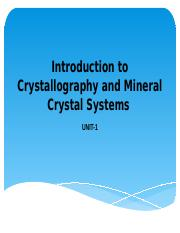 PPT 1 Crystallography.pptx