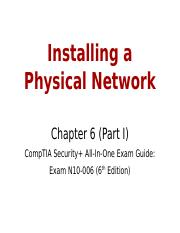 6+-+Installing+a+Physical+Network+_Part+I_ (1).pptx