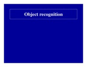 object-recognition.w09