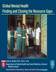 2013_SW25 GMH_Finding and closing resource gaps_Part I.ppt