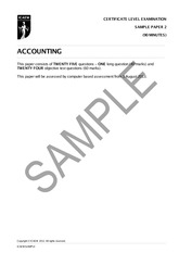 accounting-sample-paper-two