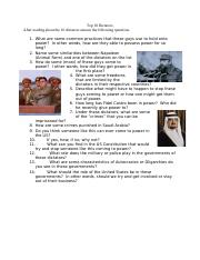 Top 10 Dictator questions.doc