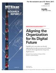 Aligning the organization for its digital Future.pdf