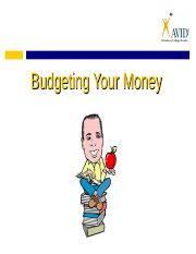 budgeting_your_money_12th_grade.ppt