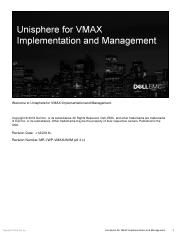 Unisphere for VMAX Implementation and Management.pdf