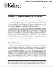 Need help writing my paper marketing spotlight - accenture