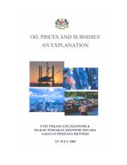 Oil Prices and Subsidies - An Explanation.pdf