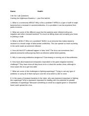 Copy of 10-B Unit 6 Lab Questions Health.docx