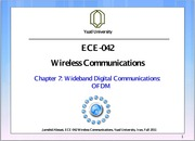 Wireless Communications Chapter7