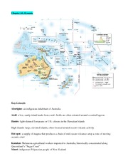 Chapter 14 Oceania Book