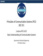 Lecture 01 _ 02- Basic Understanding of Communication Systems.pptx