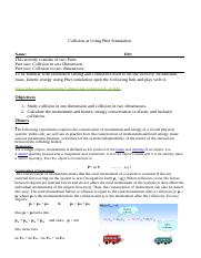 Free Fall Projectile Motion LAB (1).docx - Worksheet(Free ...