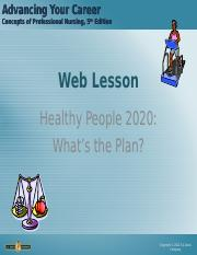 Healthy People.ppt