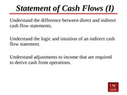 Lecture 7 Statement of Cash Flow 1