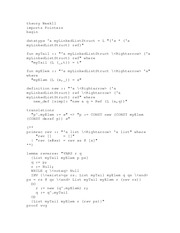 My Linked List Struct Lecture Note For COSC 4P42