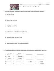 neutralization_reactions_worksheet
