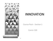Comm320 Section1-Innovation
