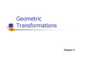 03_GeometricTransformation(ch5)