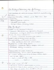 CHM 141 Ch 2 Notes