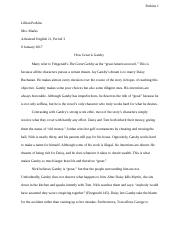 Great Gatsby Timed Essay.docx