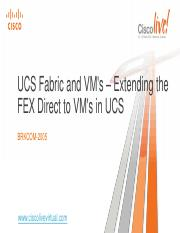 spec_sheet_c17-644224 pdf - Spec Sheet Cisco UCS 5108 Blade