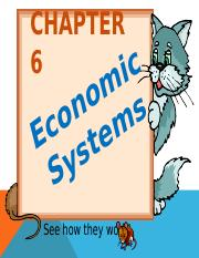 Ch 6 Economic Systems 2014-15 tsdng fusion version