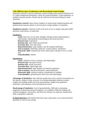 types of exploratory research designs essay Exploratory study for the purpose of generating  emergent categories of  valuing patterns  essays in art education: the development of one point of  view.