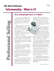 63---Salesmanship---What-is-it.pdf