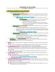 Contracts Outline_Fentiman_Spring 2018.docx