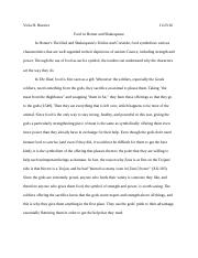 Iliad and Troilus and Cressida Essay Final Draft.docx