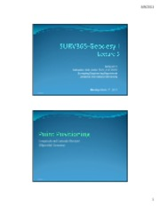 Microsoft PowerPoint - SURV365_Lecture5