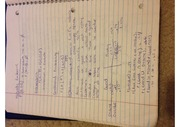 Mutually Exclusive and Conditional Probability Notes