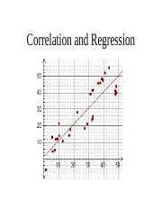 correlation and regression (1).ppt