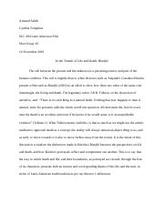 SPA494 Short Essay 3.docx