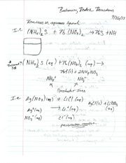 CHM 104 Redox Reactions Notes