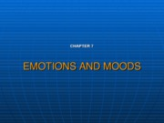 Emotions and Moods chap7